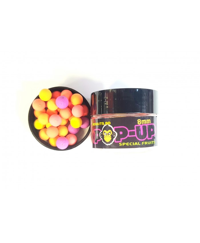 BD BAITS Special Fruits Pop-up 8mm - Захранки