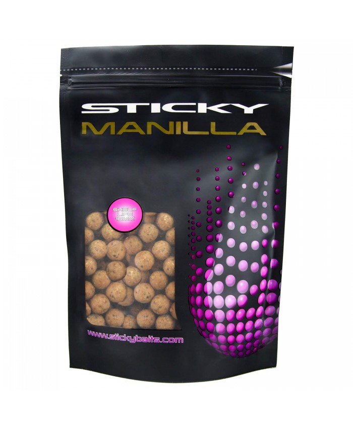 Sticky Baits Manilla Shelf Life  16mm-1kg - Захранки