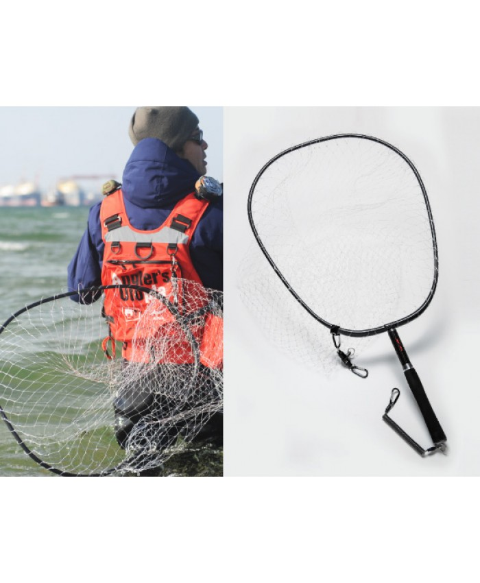 Apia Carbon Wading Net Кеп -