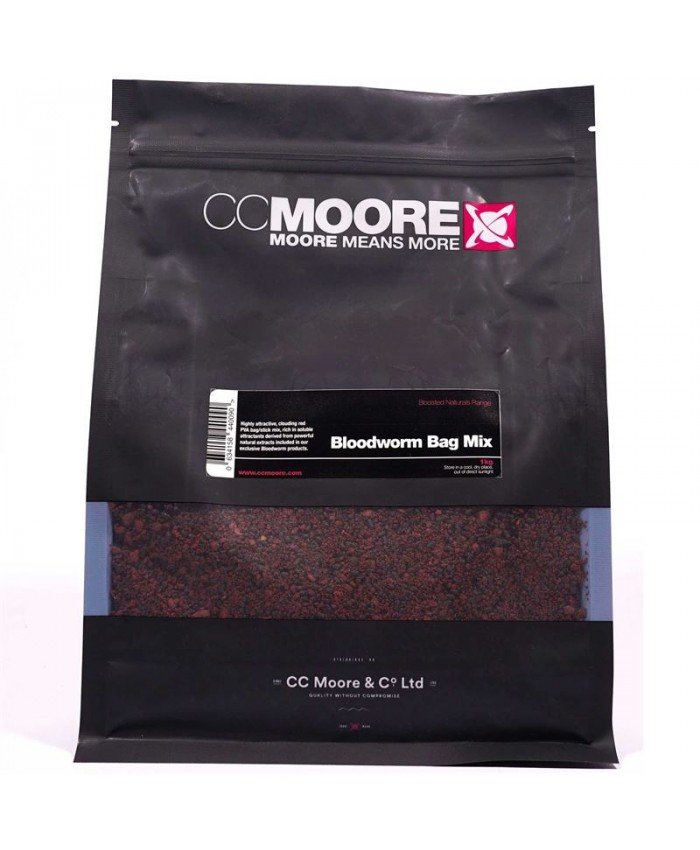 CC MOORE BLOODWORM BAG MIX 5KG - Захранки