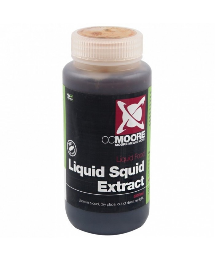 CCMOORE Liquid Squid Extract 500ml - Дипове, Пудри,Бои LIQUIDS