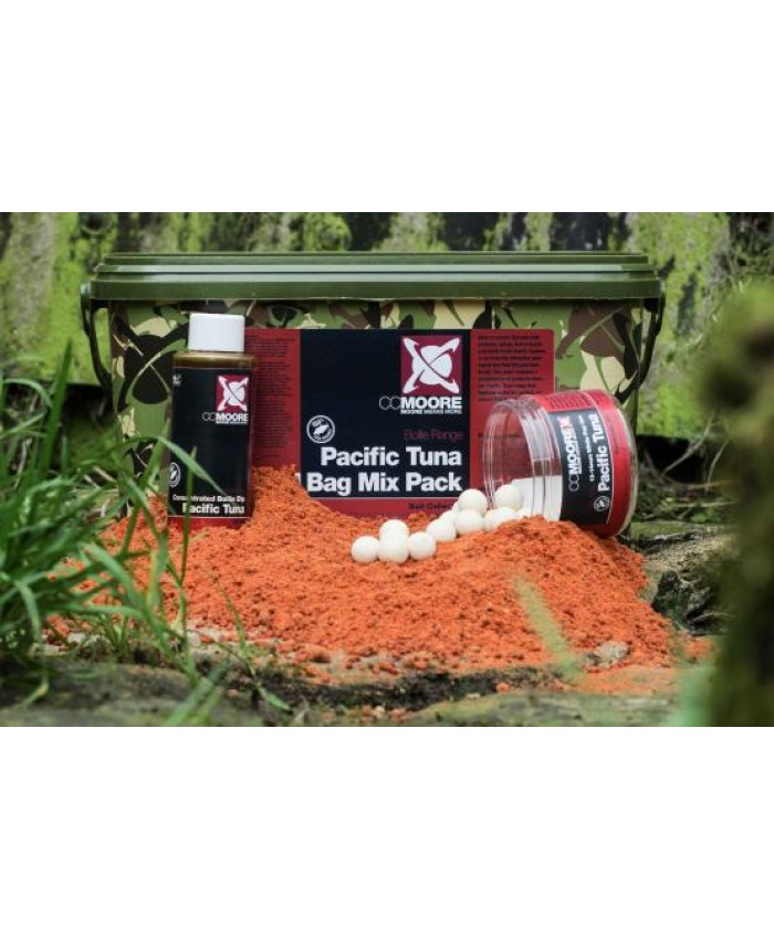 PACIFIC  TUNA BAG MIX PACK - Захранки