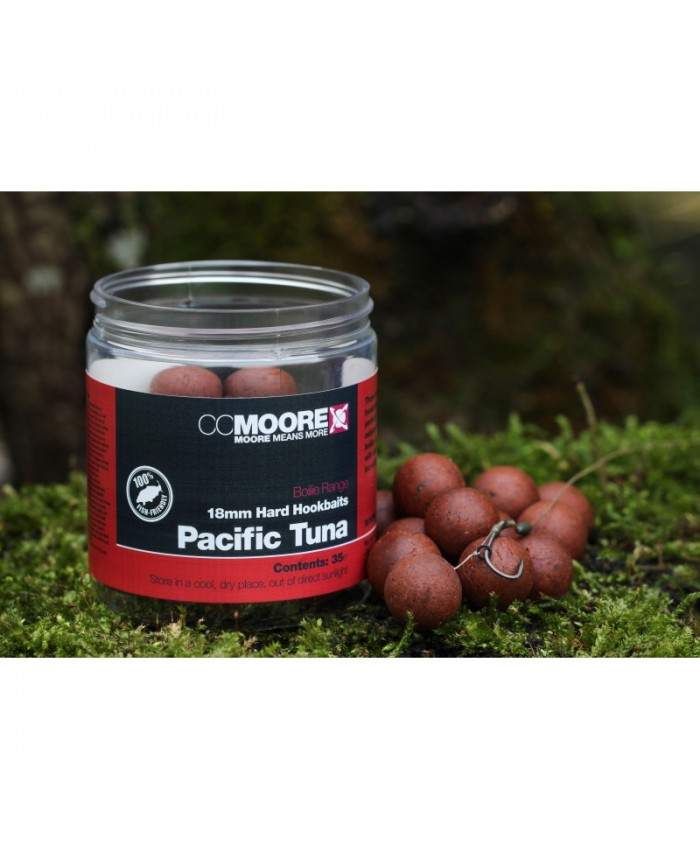 CC MOORE Pacific Tuna Hard Hookbaits - Захранки