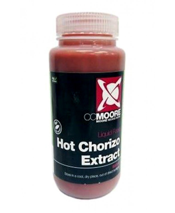 CCMOORE Hot Chorizo Extract 500ml - Дипове, Пудри,Бои LIQUIDS