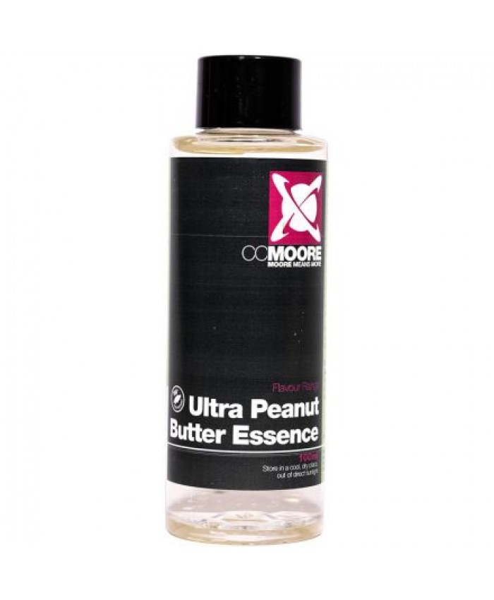 CC MOORE Ultra Peanut Butter Essence-100ml - Захранки