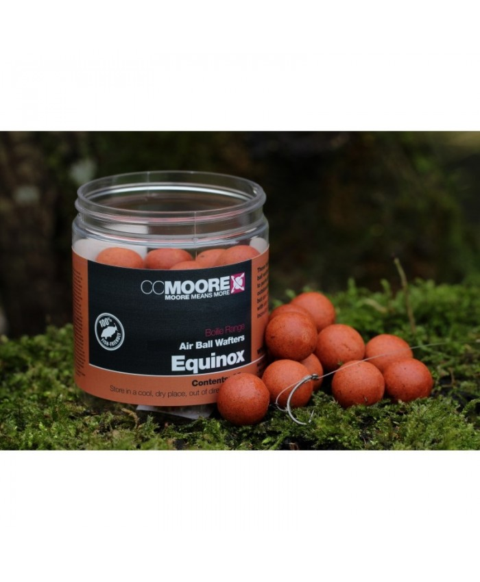 CC MOORE Equinox Air Ball Wafters 15mm - ПОПЪП-И (POP UPS)