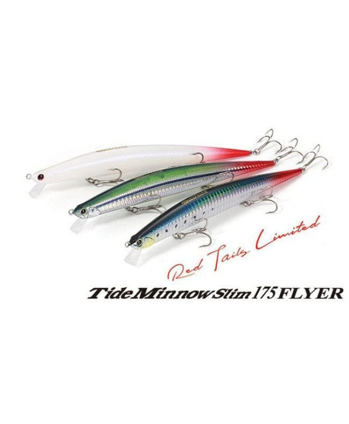 DUO Tide Minnow Slim 175 FLYER NEW 2018г  Воблер - DUO
