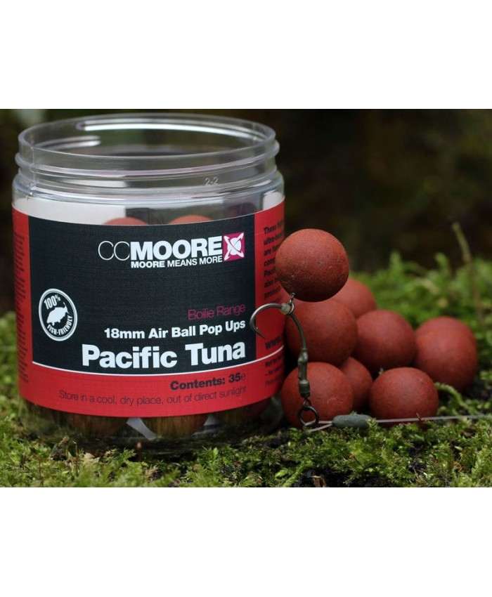CC MOORE Pacific Tuna Air Ball Pop Ups - ПОПЪП-И (POP UPS)