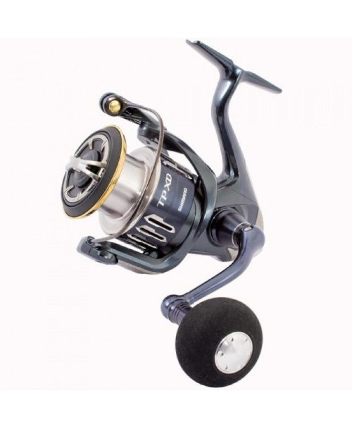 Shimano Twin Power XD 4000 XG - Макари