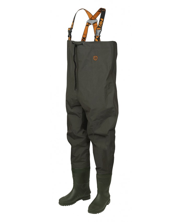 FOX Lightweight Green Waders - Гащеризони