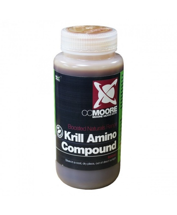 CCMOORE Krill Amino Compound 500ml - Дипове, Пудри,Бои LIQUIDS