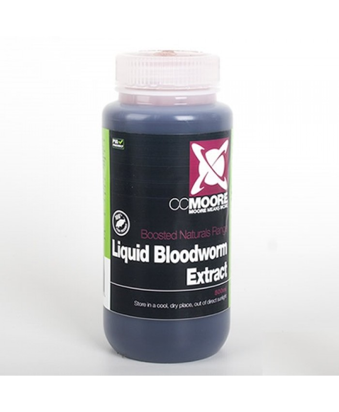 CCMOORE Liquid Bloodworm Extract 500ml - Дипове, Пудри,Бои LIQUIDS