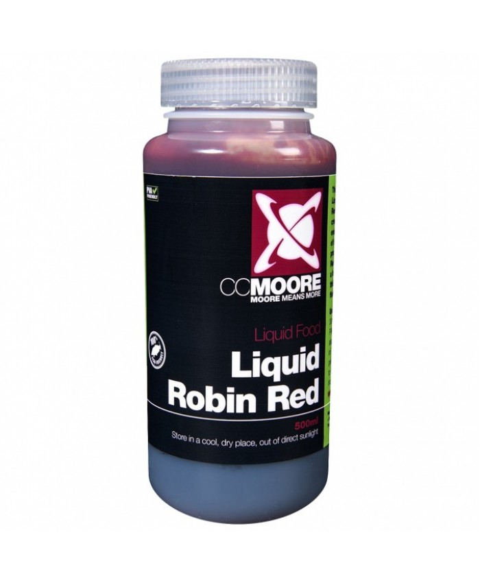CCMOORE  Liquid Robin Red 500ml - Дипове, Пудри,Бои LIQUIDS