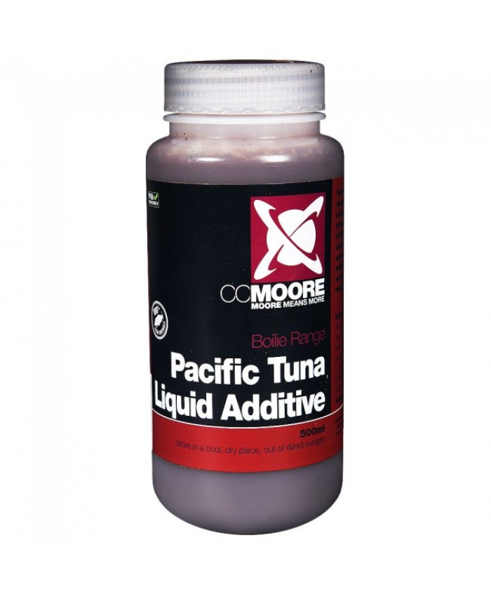 CCMOORE Pacific Tuna Liquid Additive 500ml - Дипове, Пудри,Бои LIQUIDS