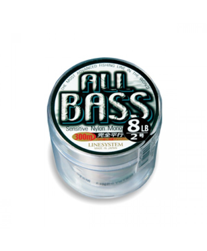 ALL BASS NL - 300M - Монофил