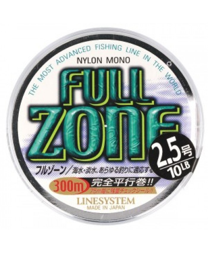 FULL ZONE NL - 300M - Монофил