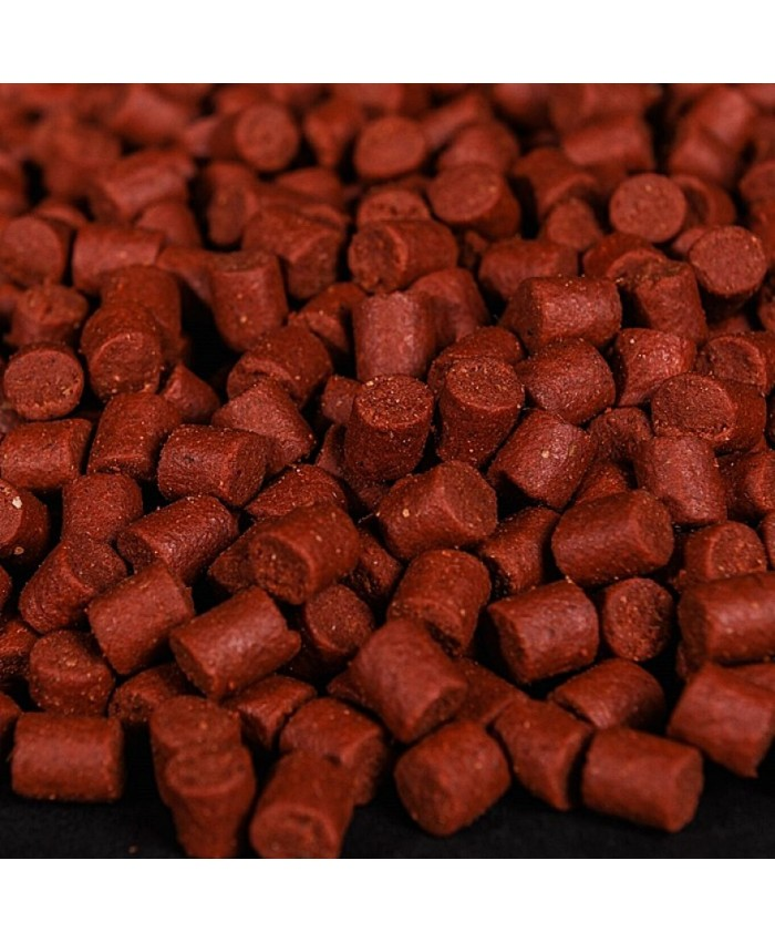 CC MOORE  Bloodworm Pellets 6mm 1кг - ПЕЛЕТИ (PELLETS)