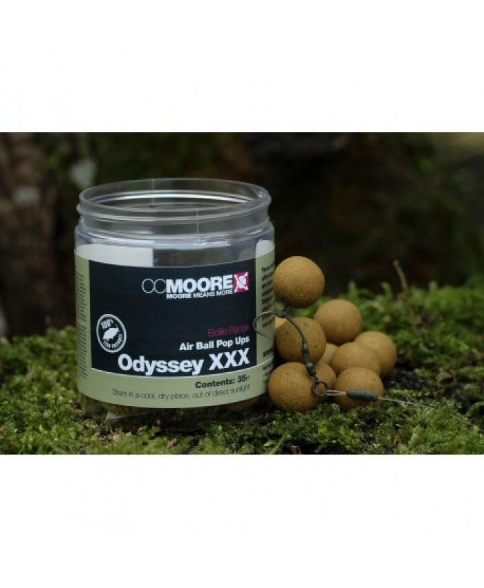 CC MOORE Odyssey XXX Air Ball Pop Ups 10mm - ПОПЪП-И (POP UPS)