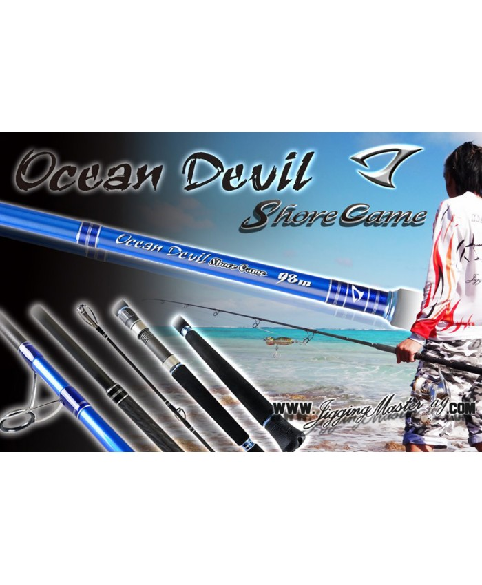 OCEAN DEVIL Shore Game 98m -